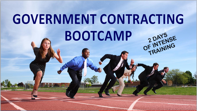 WACommerce Government Contracting Bootcamp