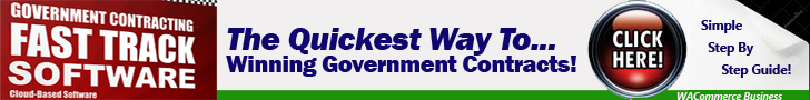 Government Fast Track Software - WACommerce